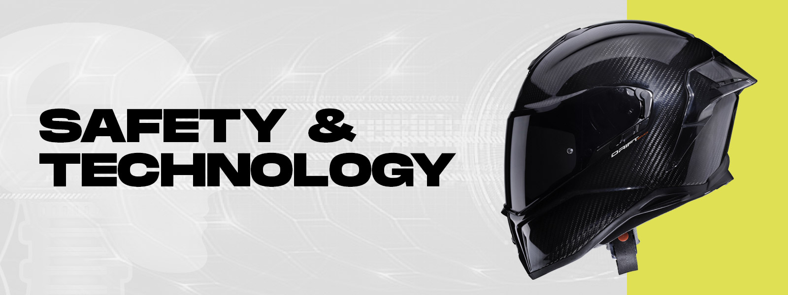 Caberg Safety and Technology
