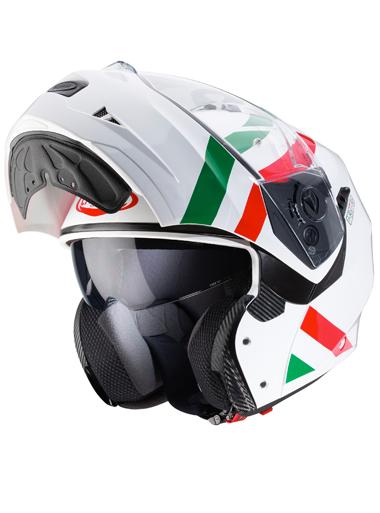 Caberg Duke II helmet detail