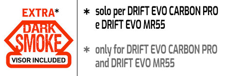 Caberg Drift EVO extra characteristics