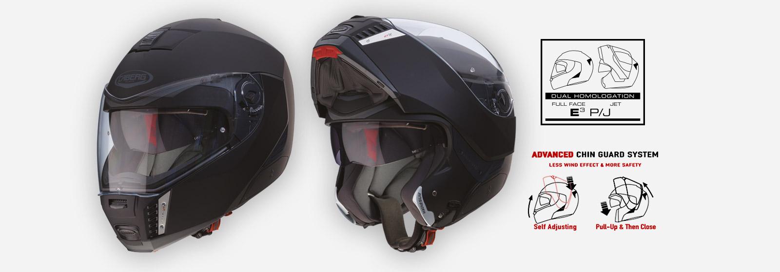 Caratteristiche casco