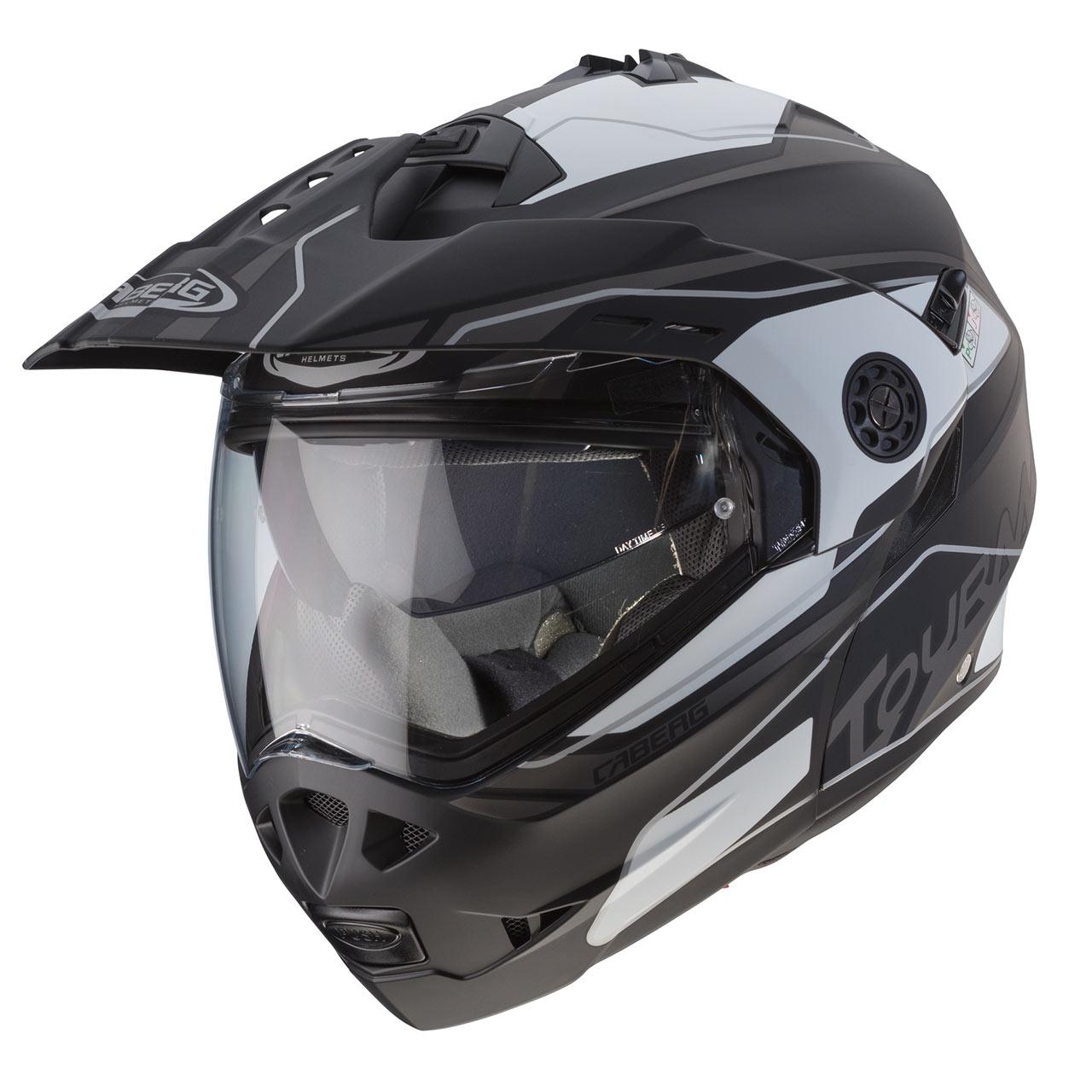 55685539 Flip-up/modular helmet Caberg TOURMAX