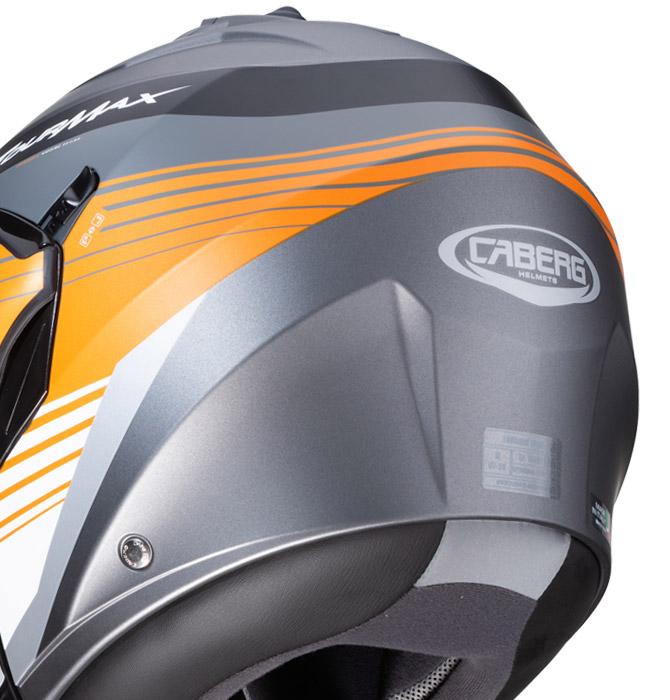 Caberg Tourmax helmet characteristics