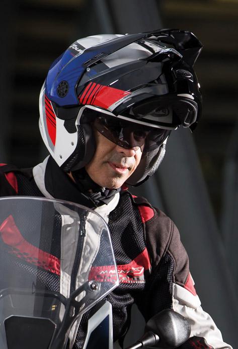 6b7fb8d6 Flip-up/modular helmet Caberg TOURMAX