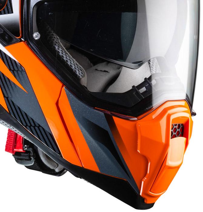 Caberg Xtrace helmet characteristics