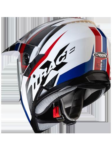 Caberg Xtrace helmet detail