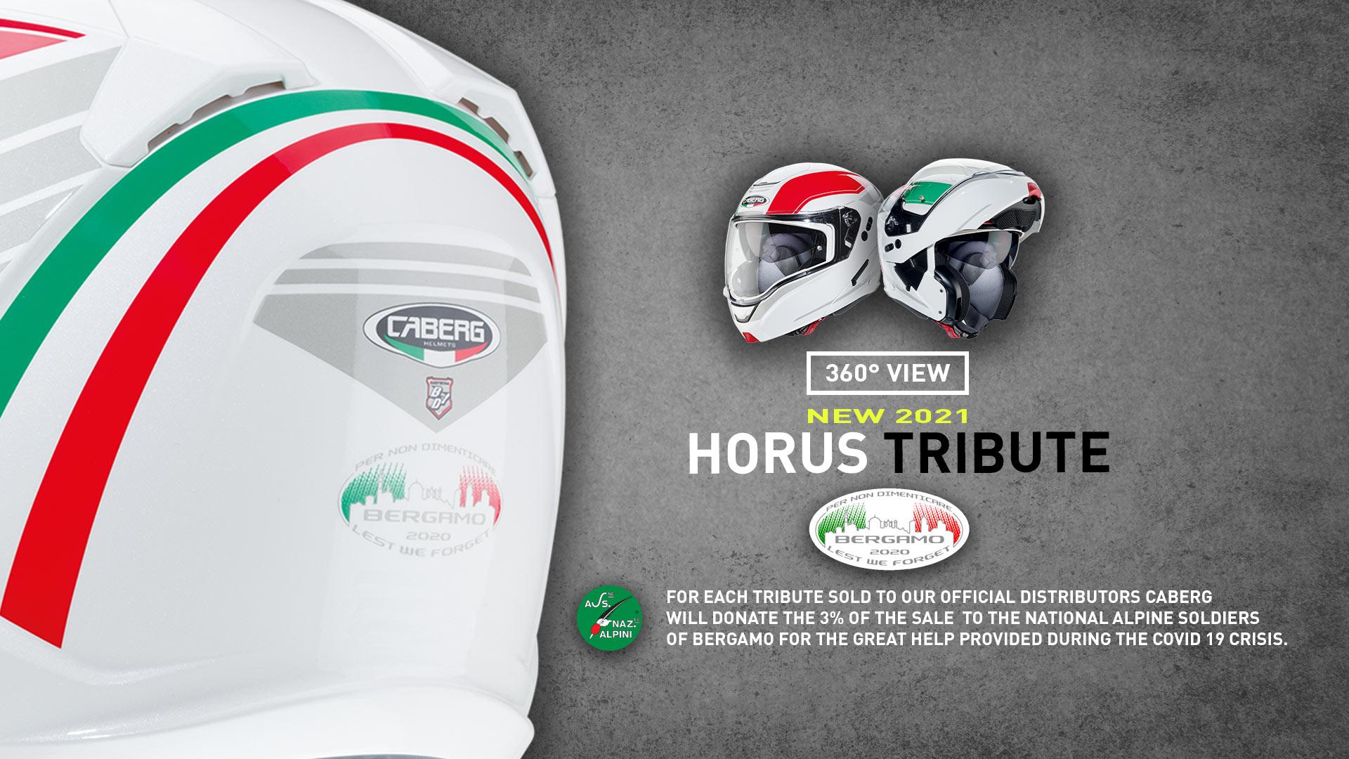 Caberg Horus Tribute