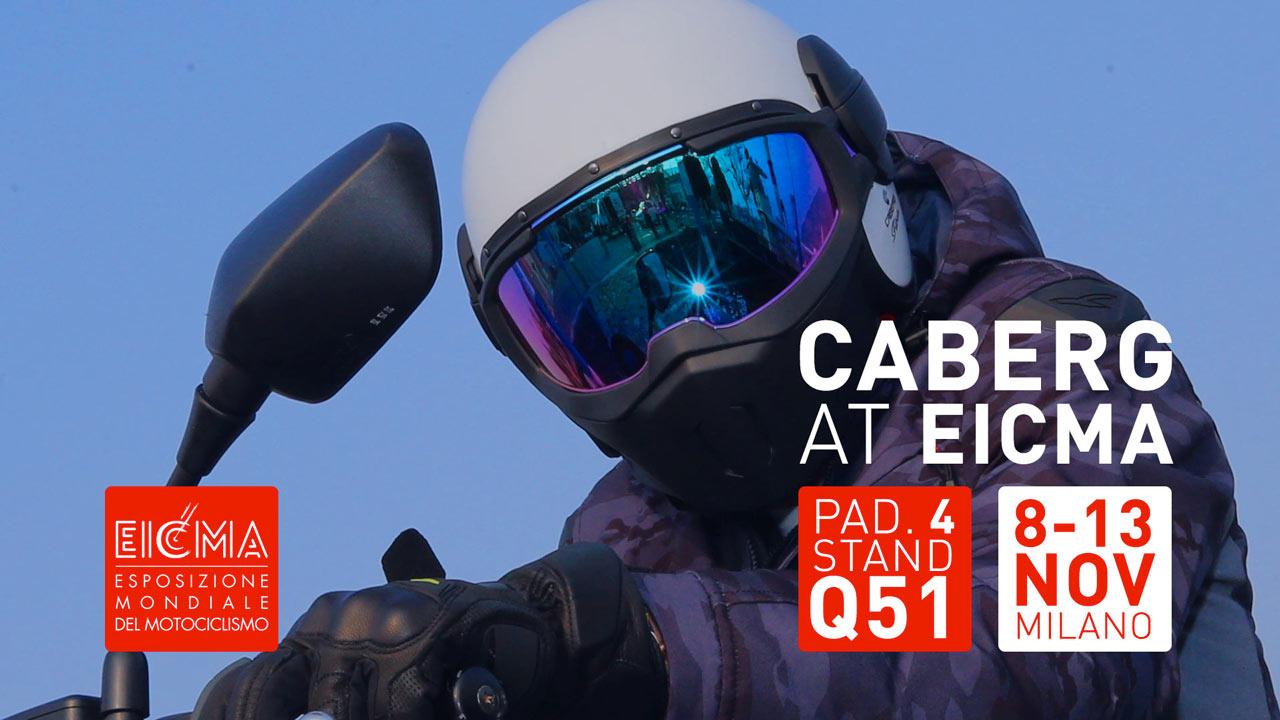 Caberg at EICMA 2016