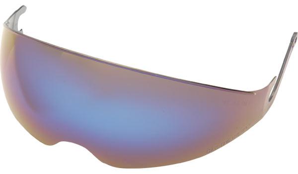 Caberg visiera ego parasole antigraffio Blue Iridium