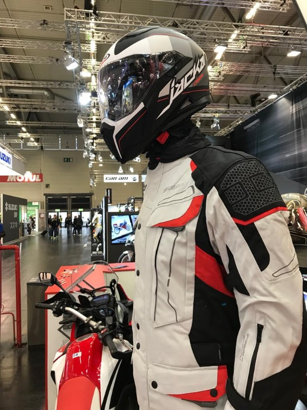 Preview Caberg Collection 2019 @Intermot