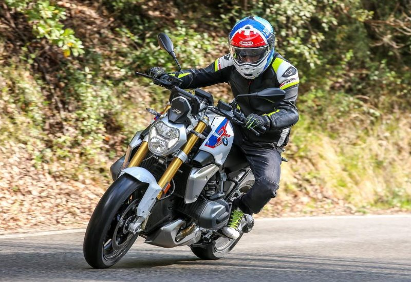 New BMW R 1250 R test ride by INFOMOTORI.com