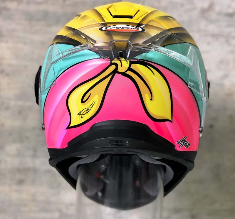 Roccoli will honor the memory of Pantani with a special edition of the DRIFT EVO in Imola.