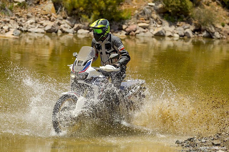 Try the Caberg enduro helmets for your breathless races.