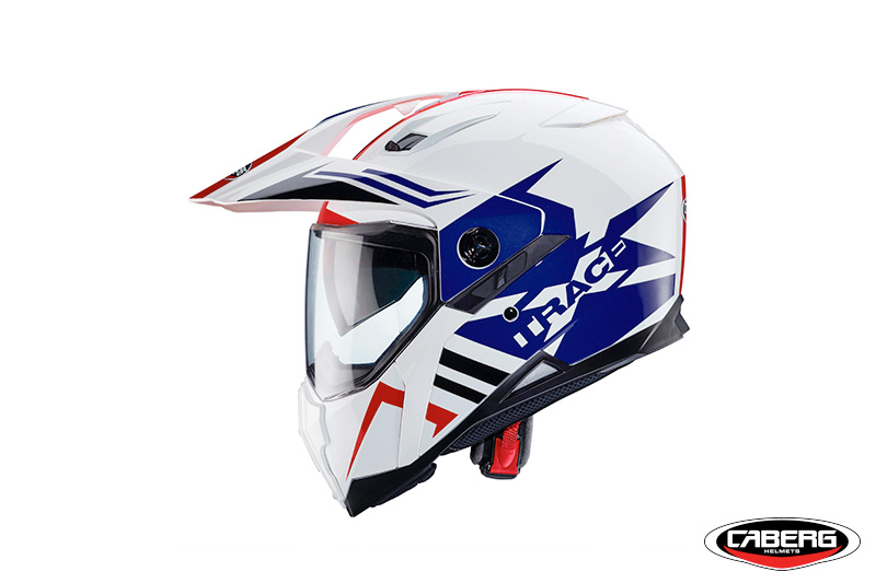 New 2017! Xtrace Lux Honda colors dedicated to the legendary Africa Twin!
