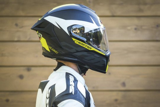 Caberg Drift Evo looks to the East: the full-face helmet reviewed by a Slovakian Magazine
