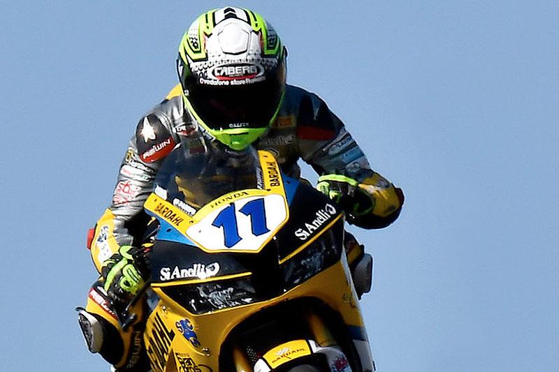 Top ten per Gamarino nella gara WSSP di Jerez