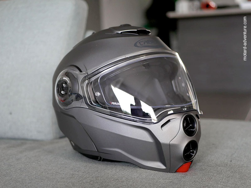 Caberg Droid: la recensione di Motard-Adventure.com