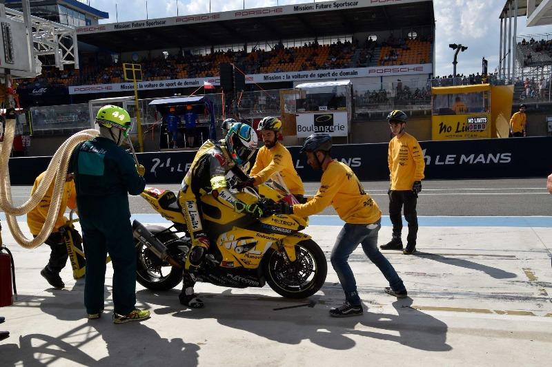 Il #Cabergrider Christian Gamarino racconta la 24H di Le Mans