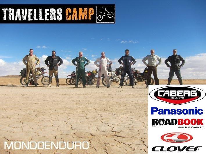 Caberg al Travellers Camp: insieme per promuovere la cultura del viaggio in moto