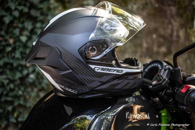 Caberg Drift Evo Carbon testato da aMotoMio