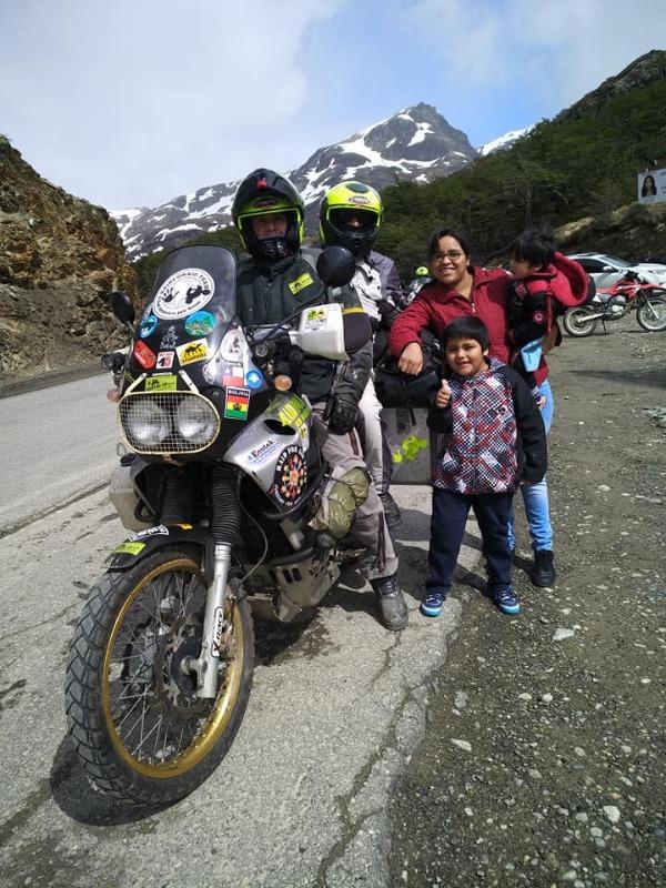 Caberg sostiene il viaggio di Raid for Aid in Argentina per aiutare le scuole rurali!