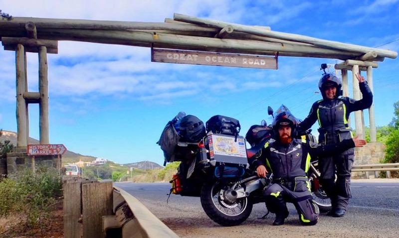 Motorbye, viaggio on the road con il casco Droid alla scoperta dell'Australia e della Nuova Zelanda