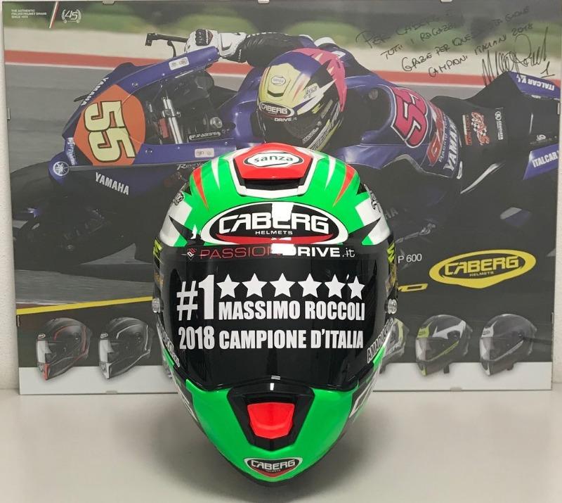 Moto.it intervista Roccoli, sei volte campione Supersport: nel 2019 cambio team, ma resto con Yamaha e Caberg!