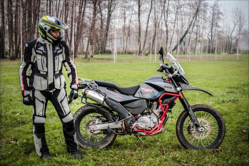 Tourmax Marathon scelto da Moto.it per la prova comparativa delle crossover italiane