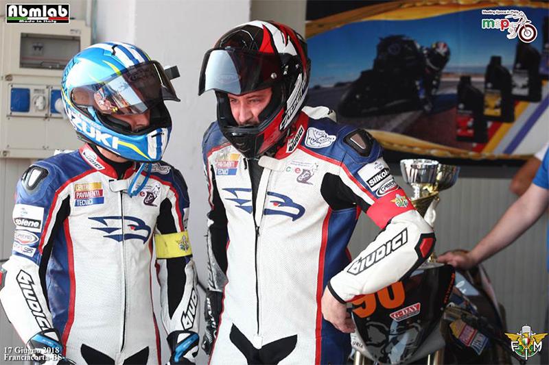 L'A.s.d. 117 Racing Team protagonista del campionato Endurance Classic con l'integrale Drift Evo