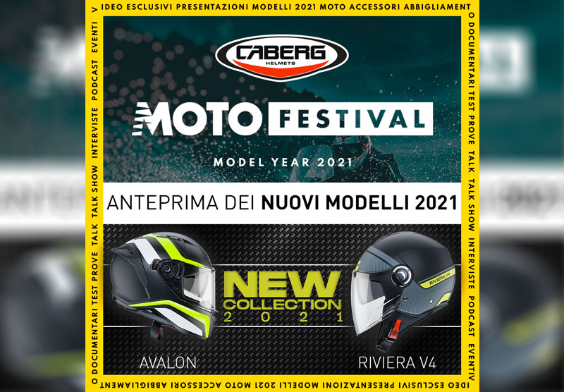 MOTO.IT SVELA LE DUE NOVITA' 2021: AVALON E RIVIERA V4