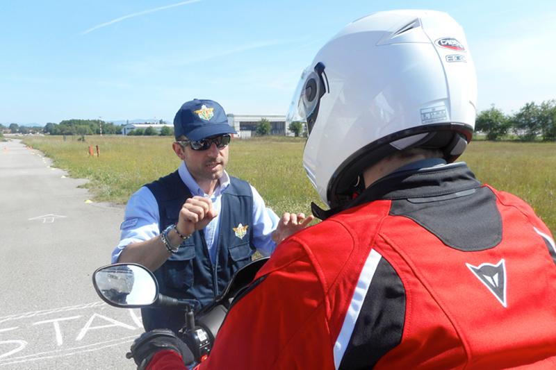 Sicurezza stradale: Caberg al fianco della Federazione Motociclistica Italiana