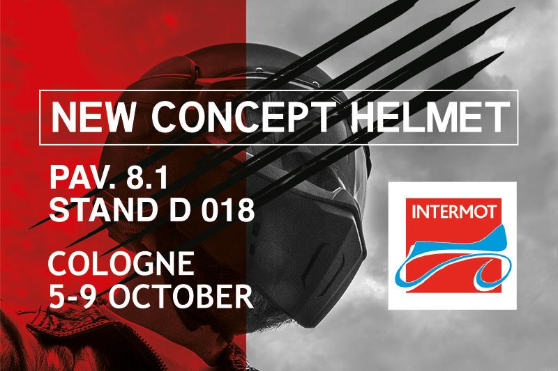Caberg all'Intermot 2016 dal 5 al 9 ottobre: Save the date!