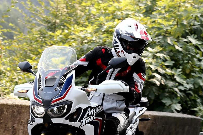 Il nuovo Xtrace Lux presentato su motociclismo.it