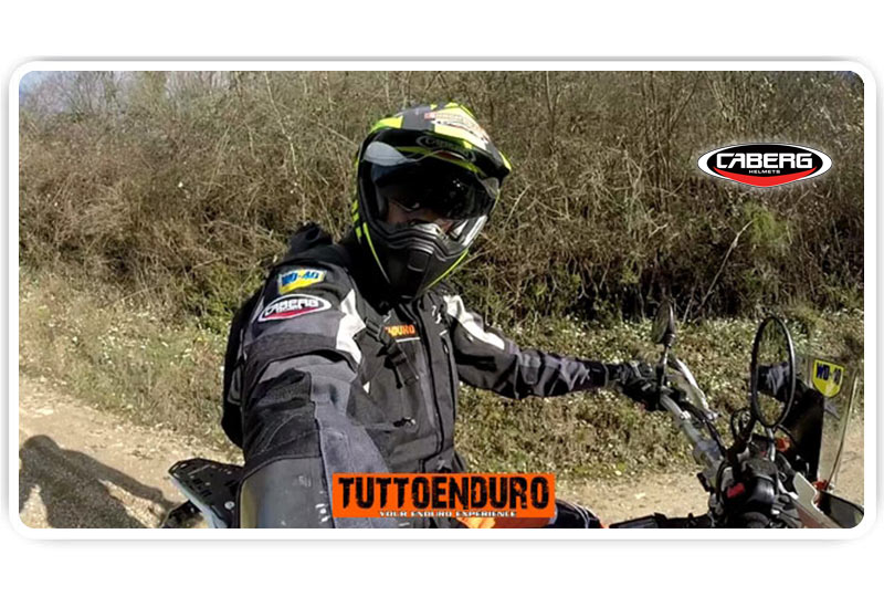 The friends at TUTTO ENDURO have chosen our new XTRACE